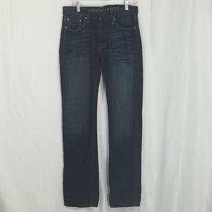American Eagle Slim Straight Mens Jeans